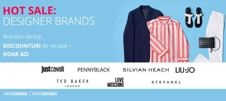 HOT SALE DESIGNER BRANDS fashiondays.ro