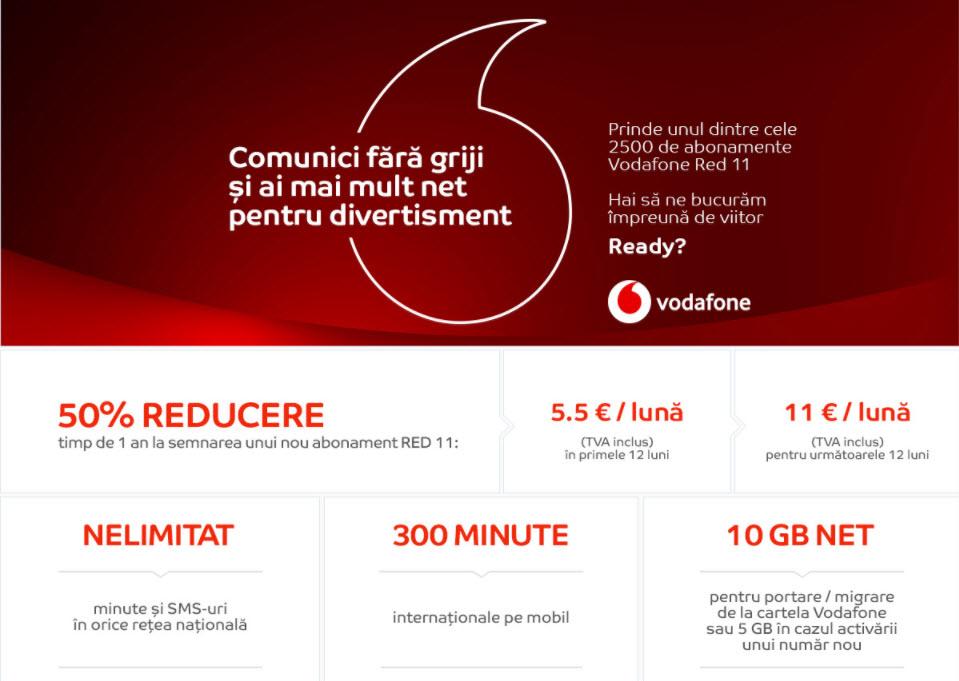 emag reduceri abonamente Vodafone
