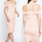 Modele rochii elegante de seara din dantela scurte si lungi