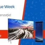 Reduceri eMAG Samsung Blue Week octombrie 2017