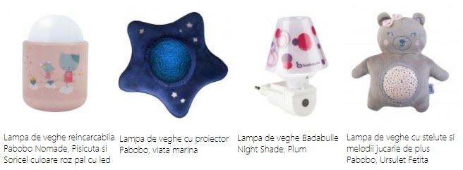 promotii emag lampi de veghe copii