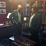 Congressman Meadows & Andrew Collier