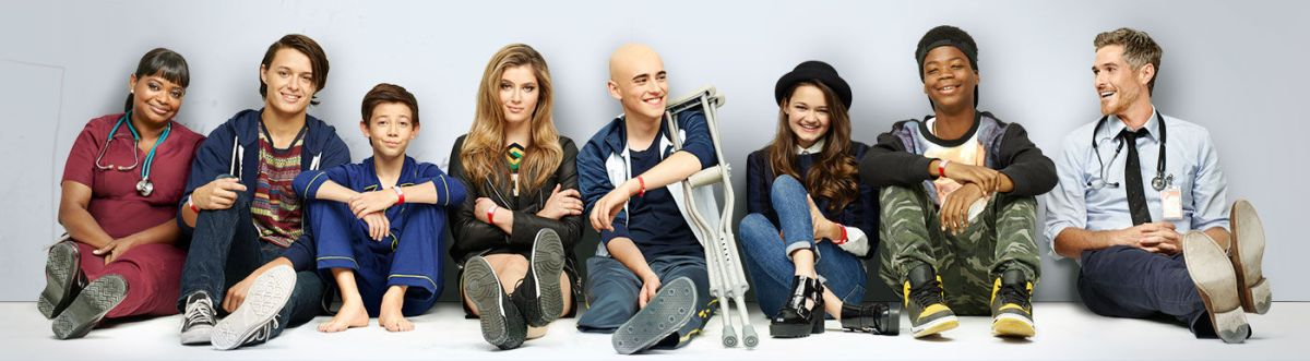"RED BAND SOCIETY Debriefing: ""Do you take plastic?"""