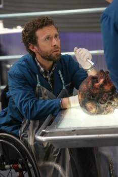 "BONES: T.J. Thyne in the ""The Nightmare Within The Nightmare"" season finale episode of BONES airing Thursday, July 21 (8:00-9:00 PM ET/PT) on FOX. ©2016 Fox Broadcasting Co. Cr: Patrick McElhenney/FOX"