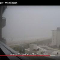 Hurricane Irma - Miami Beach - Timelapse