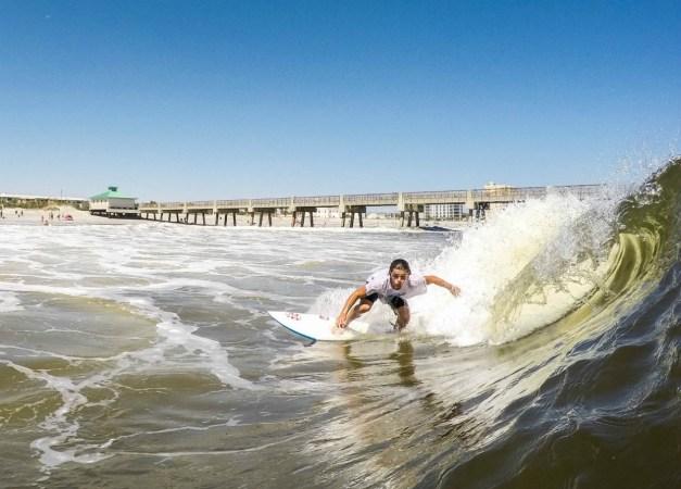 Surfer: Tyler Reed