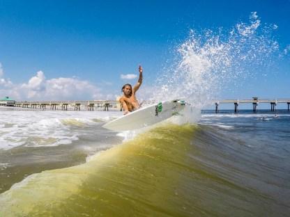 Surfer: Tristan Hall