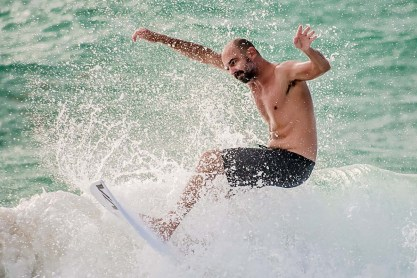 Surfer: Arnaud Filosa