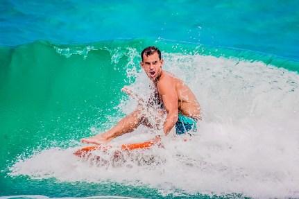 Surfer: Jon-Michael Acra