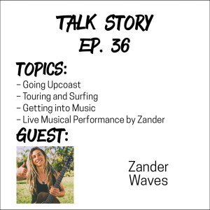 ThankYouSurfing - Talk Story - Episode 36 - Cover