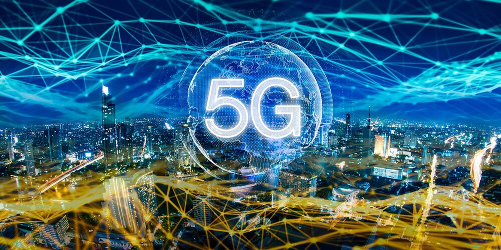 شبكات الجيل الخامس 5G : الخيال العلمي واقعاً..!