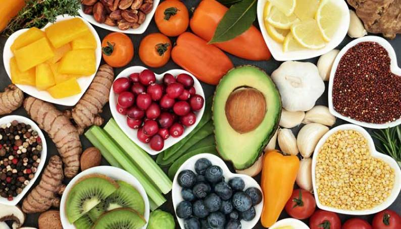 فواكه وخضروات تحتوي على مضادات الأكسدة