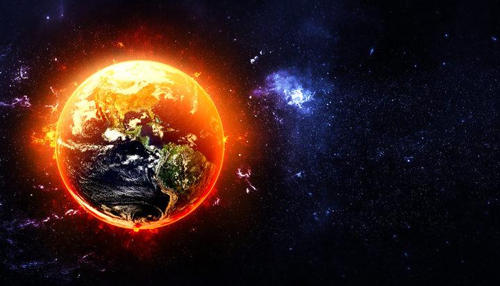 مخاطر الاحتباس الحراري