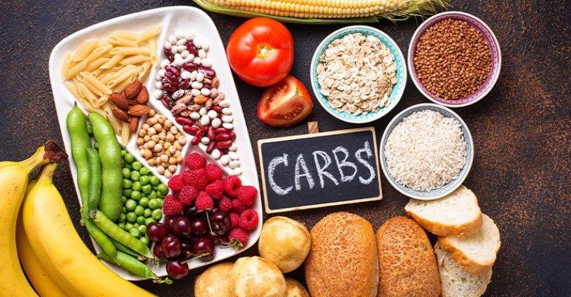 الكربوهيدرات, الجيدة السيئة البسيطة المركبة, أطعمة تحتوي على الكربوهيدرات