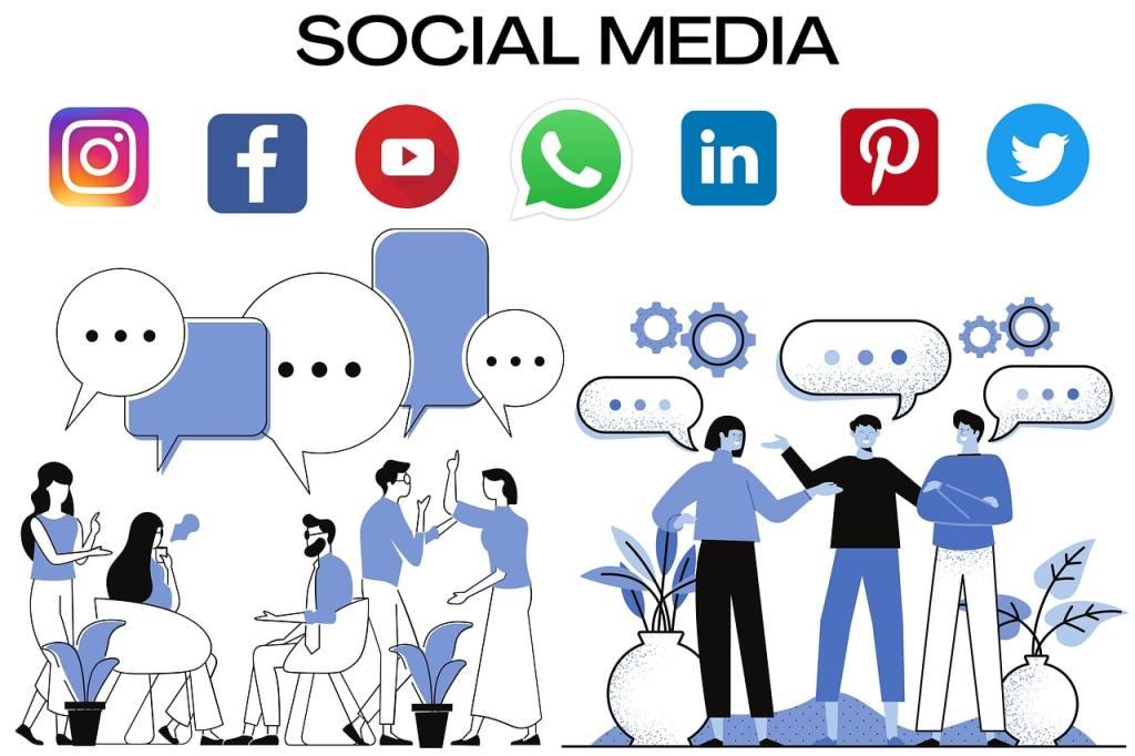 منصات وسائل التواصل الإجتماعي