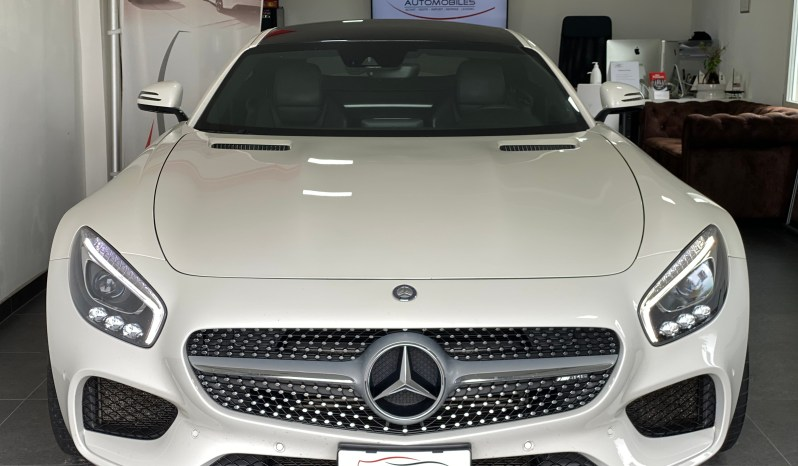 MERCEDES-BENZ AMG GT S Speedshift DCT full