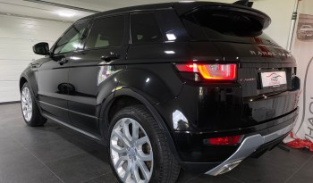LAND ROVER Range Rover Evoque 2.0 TD4 HSE Dynamic AT9 full