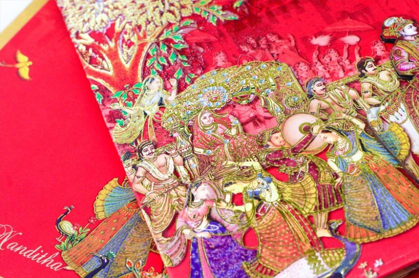 Indian Wedding Cards Hindu Sikh Muslim Uk