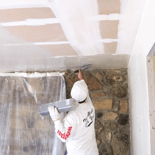 popcorn removal | That 1 Painter