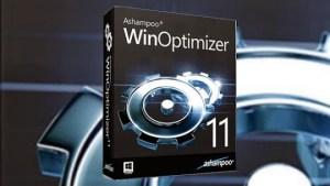 Bản quyền miễn phí Ashampoo WinOptimizer 11