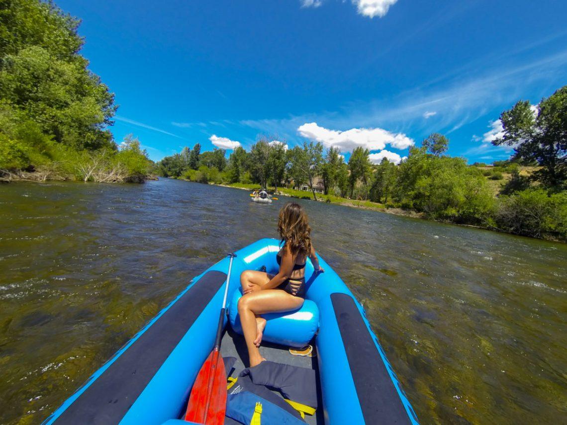 The Boise River Float - Boise, Idaho - That Adventure Life
