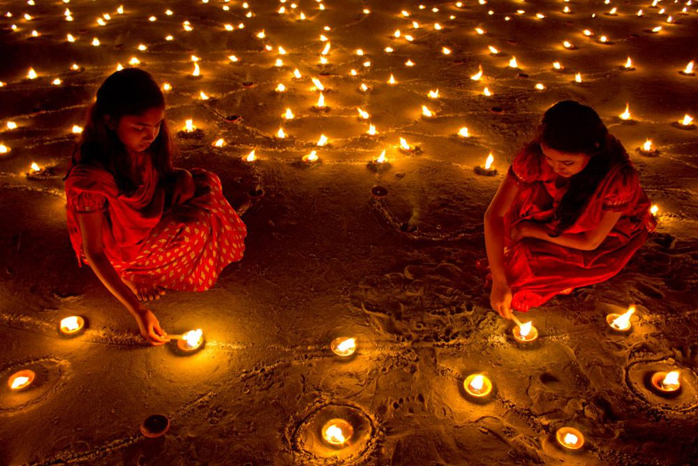 The Festival of Diwali