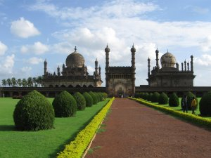 Tentative List for UNESCO World Heritage Site, India, Incredible Inda, Architectural Monument, Monuments of the Deccan Sultanate, Adil Shahi Monument, Ibrahim Rauza, Bijapur, Karnataka