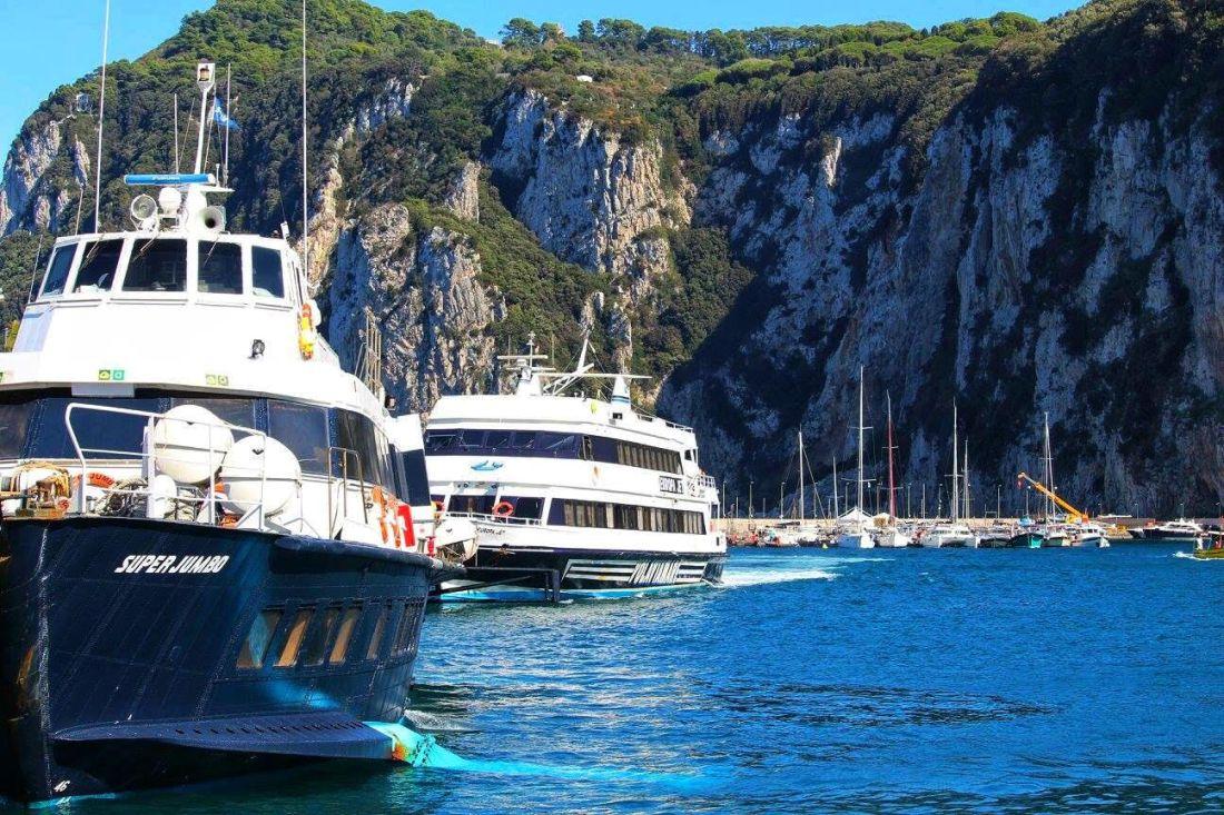 capri marina ferry
