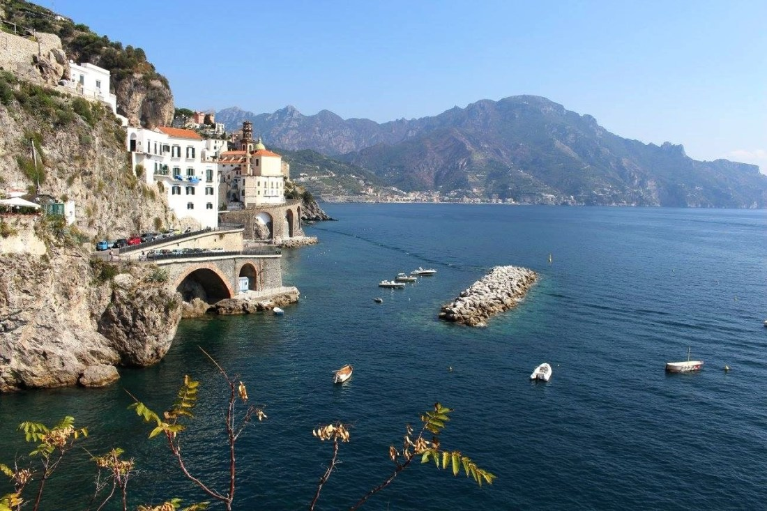 Amalfi Coast - The 5 Best Instagram Spots - Amalfi