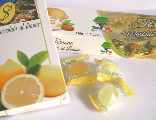 lemon candy from positano italy