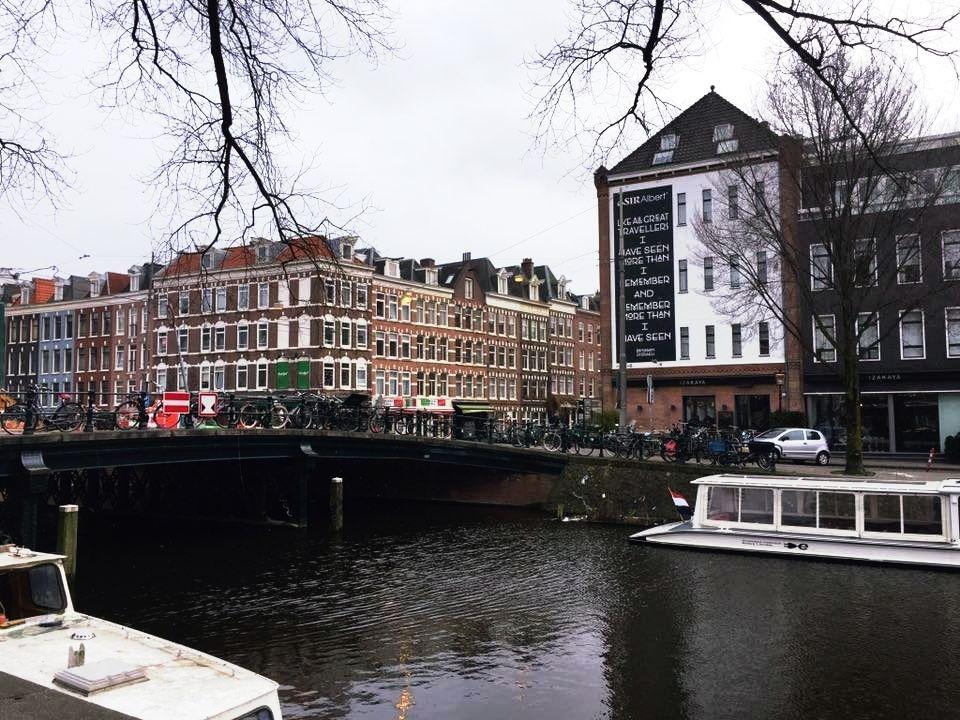One Day In Amsterdam - Albert Cuypstraat