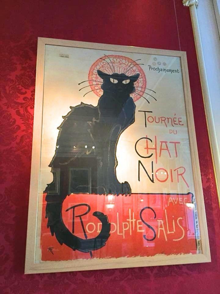 2 Days In Amsterdam - Travel Tales: Kattenkabinet Chat Noir
