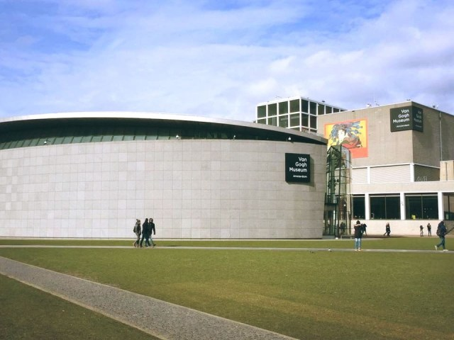 One Day In Amsterdam - Van Gogh Museum