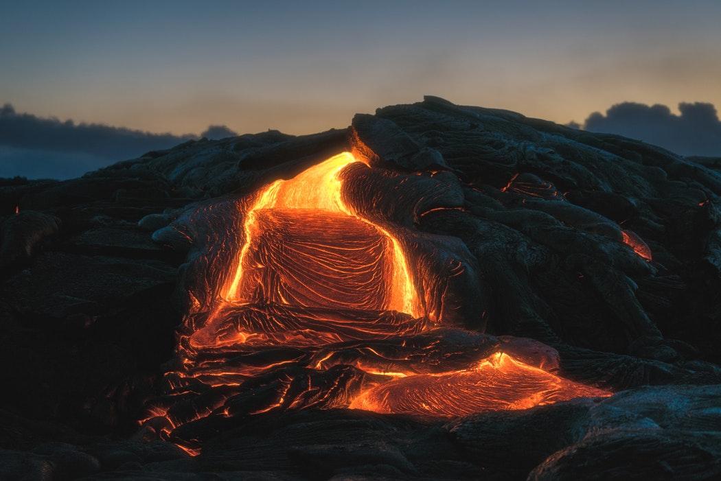 Hawaii Bucket List - Volcano