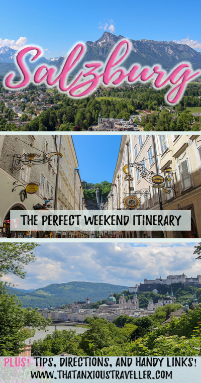Salzburg Itinerary - the best things to see in 2 days