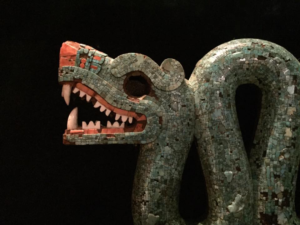 Double headed serpent, Americas collection - British Museum