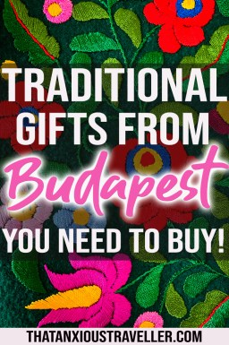 Want to know what souvenirs to buy in Budapest, or where to find the best souvenirs? Look no further, because we've got the best handmade products and shopping tips for you! From porcelain figures to what to buy in Budapest Central Market, this is the ultimate guide to cheap shopping in Budapest! #budapest #hungary #shopping