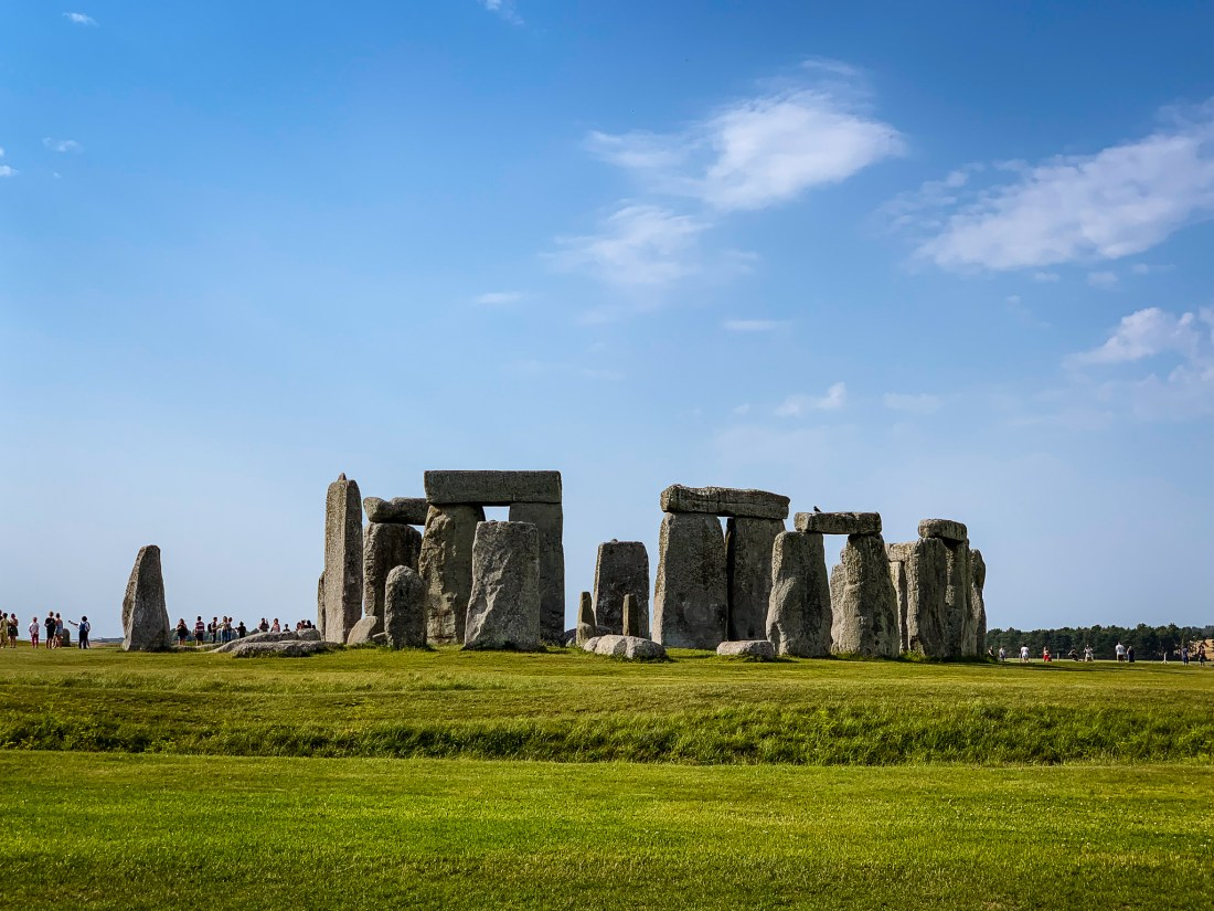 Stonehenge, England. One of the best day trips from London.