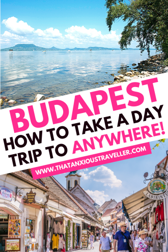 Want to take some awesome, yet simple, day trips from Budapest? Look no further, because we've got the best ones here! Whether you want to explore Hungary and see sights such as Eger, Szentendre and Esztergom, or whether you want to explore countries to visit near Budapest, and check out Vienna, Bratislava or Zagreb, you'll find full information on how to get there, and how long it'll take. Includes the best day trips from Budapest by train! #BudapestTravel #DayTripsFromBudapest #Budapest