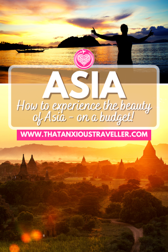 Thinking of traveling Asia on a budget? Get some serious inspiration and prepare for your trip with this guide to cheap places to travel in Asia! With beautiful photography and practical advice on budgeting, this is the perfect guide for backpackers and vacationers alike. Featuring cheap destinations in Southeast East - such as Thailand, Vietnam, Cambodia and Laos - and beyond... including some surprises! Travel Asia cheap but awesome! #TravelAsia #AsiaDestinations #CheapAsiaTravel #AsiaVacation