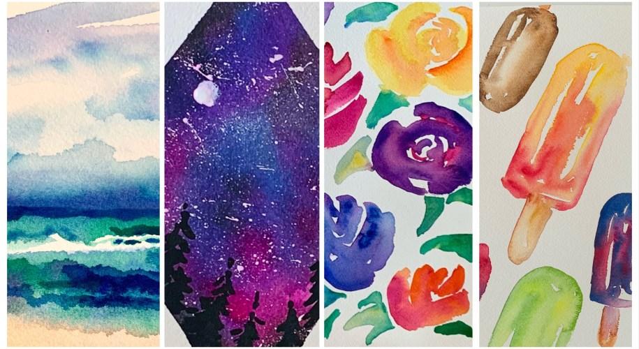 easy-watercolor-tutorials-for-beginners