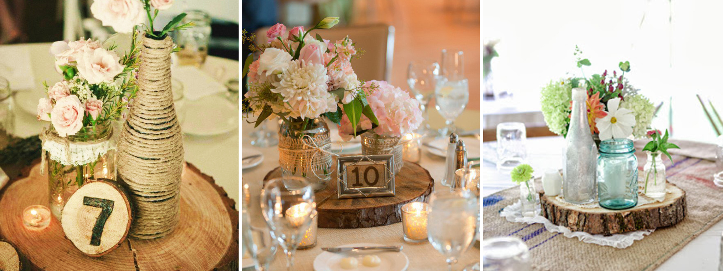Do It Yourself Wedding Decorations From Pinterest