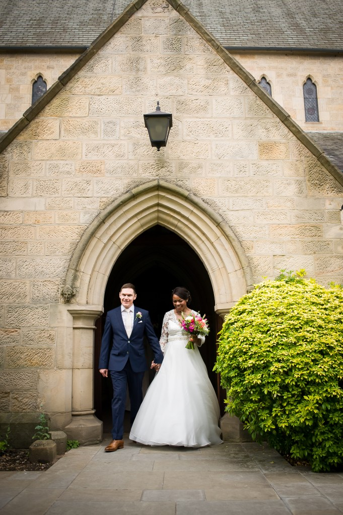 Nottingham Cathedral - real wedding inspiration