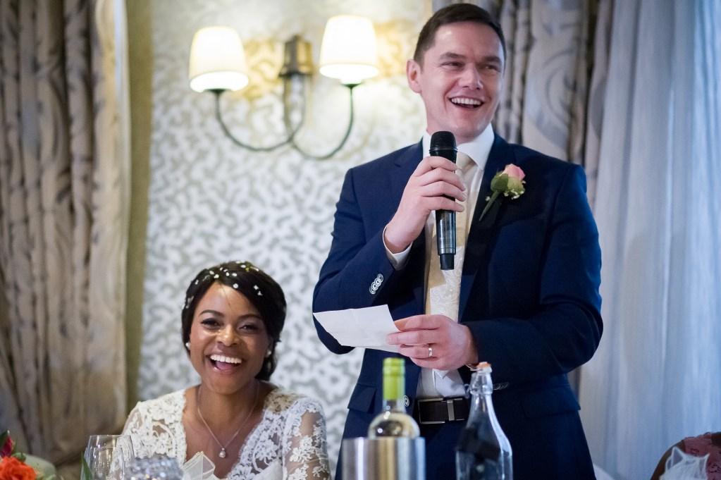 real wedding speeches