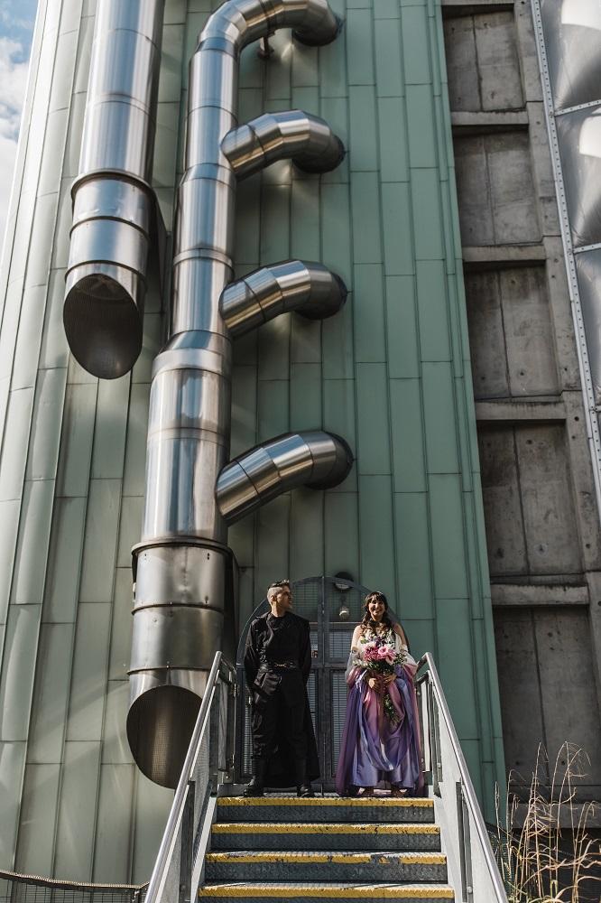 unique, unusual and alternative wedding venues - the national space centre