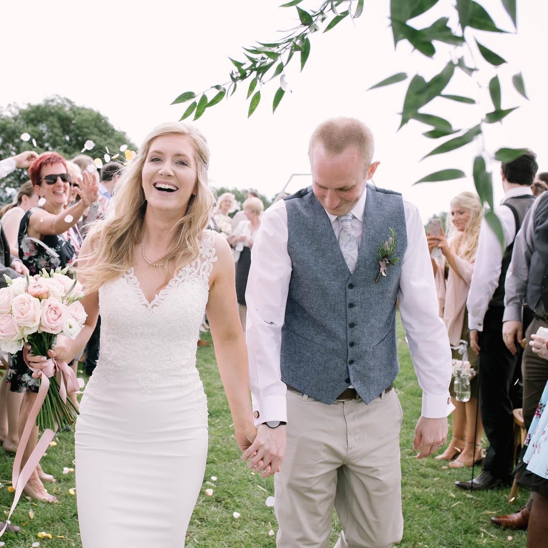 cuttlebrook wedding - derbyshire wedding - field wedding - outdoor wedding