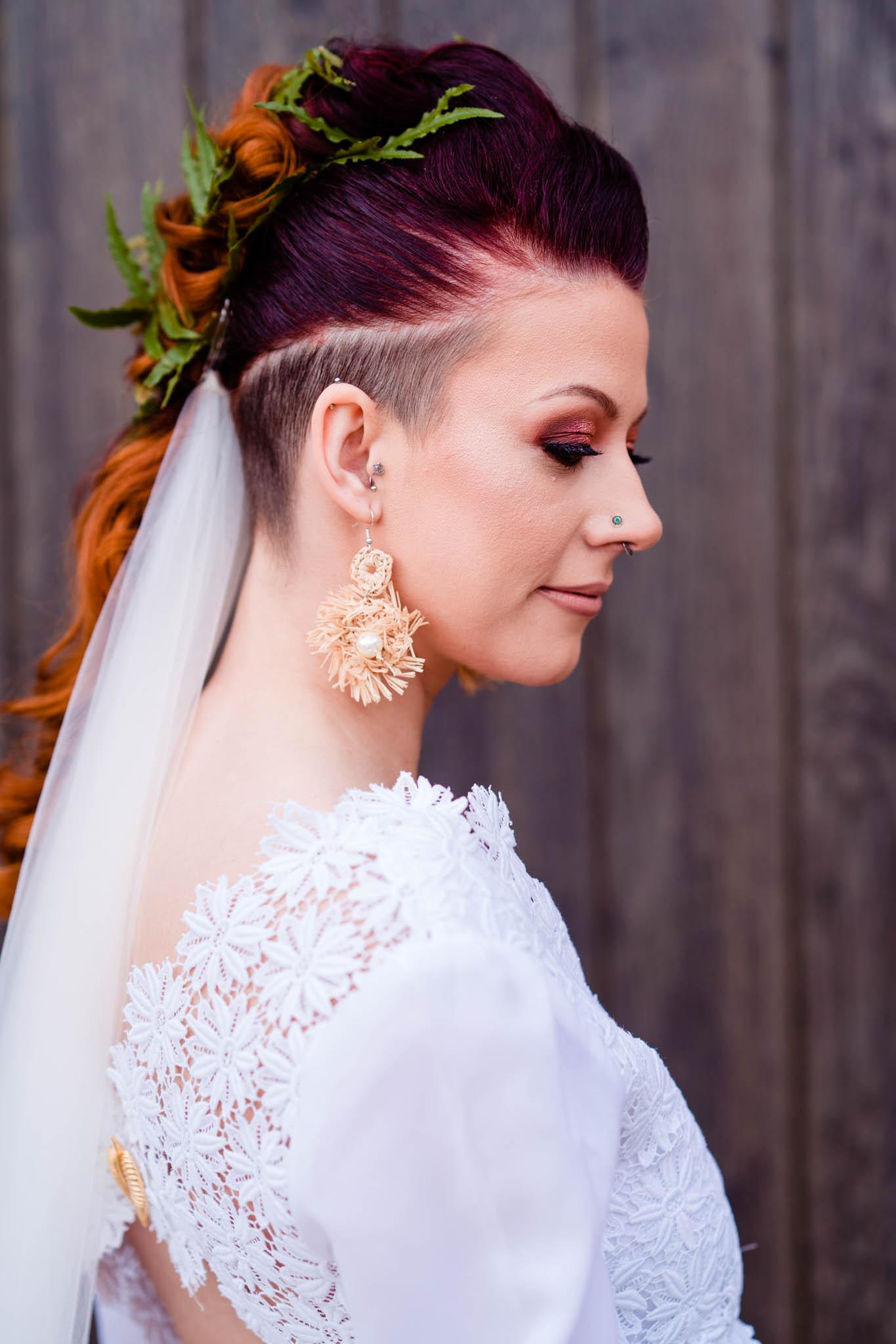 modern bridal wear - modern tropical wedding - modern wedding - modern bride - east midlands wedding planner