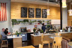 Thatcher's cafe indoors