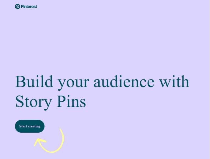 pinterest story pins screenshot from website