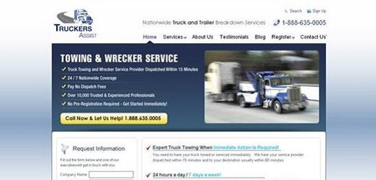 tow truck case study improvement | 7 Marketing Lessons from Eye-Tracking Studies